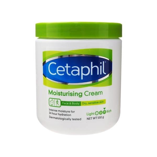 Cetaphil 舒特膚 溫和乳霜(550g)【小三美日】