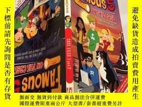 二手書博民逛書店famous罕見5 著名的5Y200392