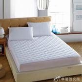 保潔墊 席夢思保護墊 床護墊二合一床笠酒店保潔墊白YXS辛瑞拉