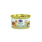 BELICOM 倍力康 化毛貓 鮪魚+鮭魚 貓罐80G x 24入