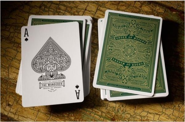 【USPCC撲克】makers playing cards