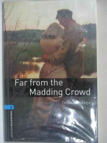 【書寶二手書T3/原文書_BK3】Far From The Madding Crowd_Hardy, Thomas/ West, Clare (RTL)