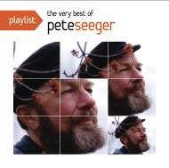 彼得席格 巨星金曲精選 CD Pete Seeger Playlist: The Very Best Of Pete Seeger 巴布狄倫 (音樂影片購)