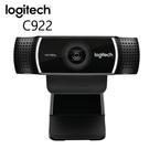 Logitech 羅技 C922 PRO STREAM網路攝影機