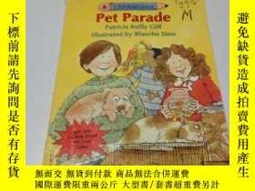 二手書博民逛書店pet罕見parade(英文)Y200392 A YEARLIN