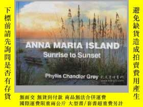 二手書博民逛書店Anna罕見Maria Island Sunrise to Su