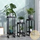北歐鐵藝花架室內客廳簡約置物架多層現代落地式擺花架子綠蘿花盆【白嶼家居】