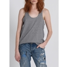 OneTeaspoon 背心 FRENCH STRIPE TANK-藍(女)