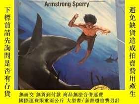 二手書博民逛書店Call罕見It Courage Armstrong Sperry Inside Illustrations by