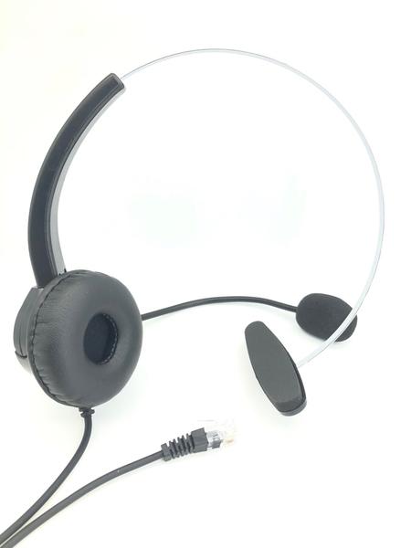 Yealink T20電話機專用電話耳機麥克風 office headset 推薦中國信託 台新銀行 國泰世華
