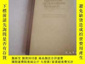 二手書博民逛書店HANDBOOK罕見OF OPERATIONS RESEARCH(運籌學手冊第2卷模型和應用)Y12012