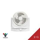【2入組合】YAMAZEN YAS-A23 超大風量 循環扇 A23 循環扇 15坪 大風量 原廠公司貨 保固一年