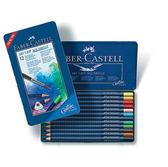 限量供應 Faber-Castell輝柏 114212 ART GRIP 創意工坊 水性 色鉛筆 12色  /盒
