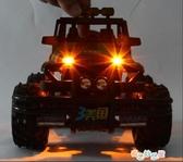 超大遙控車越野車充電無線遙控汽車兒童玩具男孩1-10歲電動四驅車 奇思妙想屋