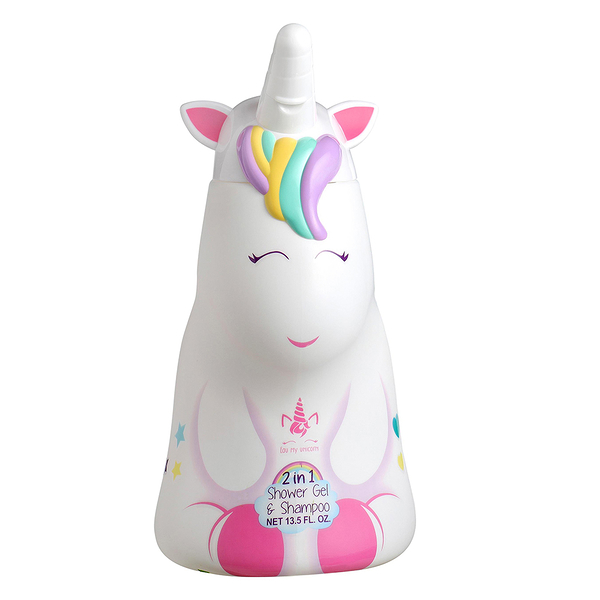 Eau My Unicorn 獨角獸 2合1沐浴洗髮精 400ml