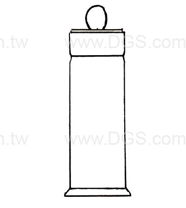 標本瓶 經濟型 Sample Bottle