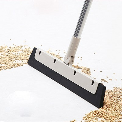 魔法掃把 刮水器-浴室磁磚刮窗掃地乾濕兩用刮地神器73pp575[時尚巴黎]
