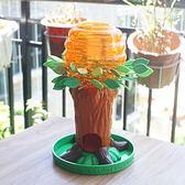蜜蜂樹 親子互動家庭趣味桌游 專注力訓練益智玩具LJ1125『miss洛羽』