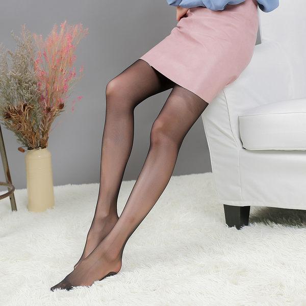 8D超薄隱形面膜微壓美腿襪(黑色)