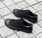 帆布鞋男全黑色布鞋男鞋工作鞋黑鞋男士帆布鞋男款運動訓練鞋子勞保鞋板鞋 愛丫 免運 交換禮物