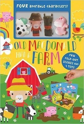 Playhouse Boxset Old Macdonald Had A Farm 王老先生有塊地遊戲盒