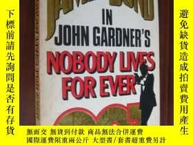 二手書博民逛書店Nobody罕見lives for everY146810 Jo