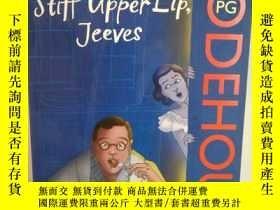 二手書博民逛書店P.罕見G. 伍德豪斯:Stiff Upper Lip, Jee
