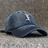 春秋季新款帽子男士戶外牛仔帽韓版潮時尚百搭棒球帽遮陽鴨舌帽女
