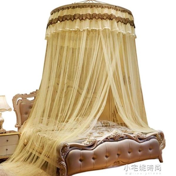 蚊帳家用免安裝款2.0米1.5m1.8吸頂紋賬 YXS 【快速出貨】