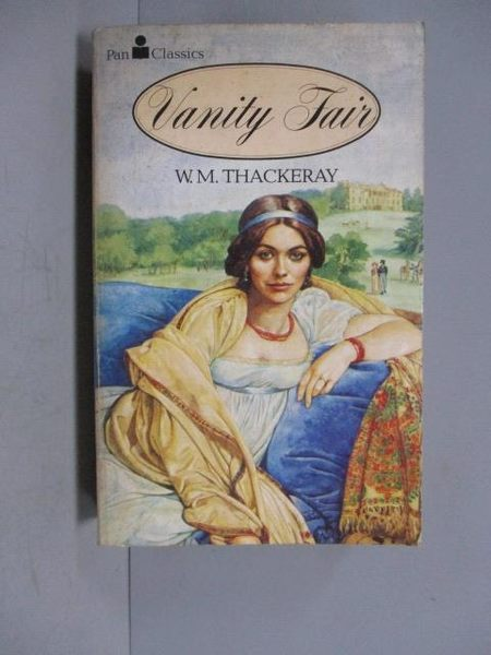 【書寶二手書T6/原文小說_IOE】Vanity Fair_W.M.Thackeray