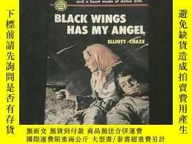 二手書博民逛書店Black罕見Wings Has My AngelY186637