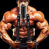 健身器材家用臂力器40kg臂力棒50公斤60可調節速臂器訓練胸肌臂肌   小時光生活館