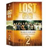 LOST檔案 第二季 DVD (音樂影片購)