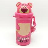 日本 skater 迪士尼 Disney 造型頭蓋 公仔頭型吸管水壺500ml-熊抱哥 玩具總動員(8519)  ★超級BABY