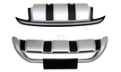 【車王汽車精品百貨】Volvo XC60 加厚保險桿 前後下護板 前後護板 防撞擋板 防撞板