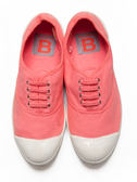 【BENSIMON】經典綁帶款(女)-粉玫瑰色