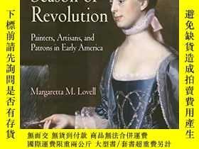 二手書博民逛書店【罕見】Art in a Season of Revolution: Painters, Artisans, an