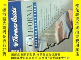 二手書博民逛書店The罕見Thomas Guide:California Roa