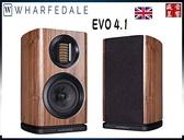 『盛昱音響』詮釋高傳真新標準的英國 WHARFEDALE EVO 4.1 書架喇叭 - 公司貨
