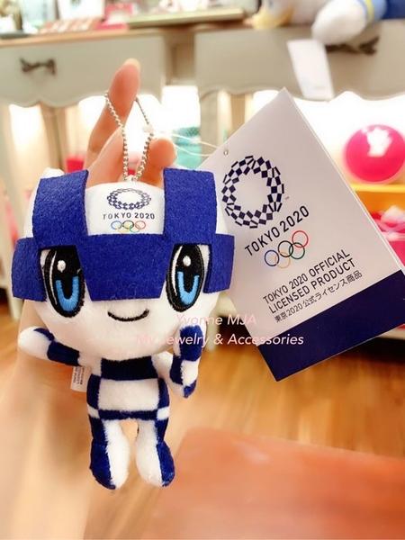 Yvonne MJA日本精品2020東京奧運紀念吉祥物娃娃別針吊飾