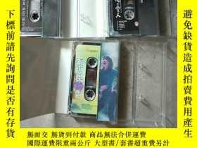 二手書博民逛書店磁帶:張惠妹罕見(3盒合售)詳細看圖Y223524