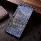Sony Xperia M5 E5653 手機殼 硬殼 紐約 自由女神