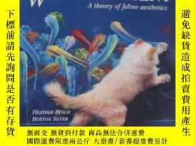 二手書博民逛書店WHY罕見CATS PAINT:A theory of feli