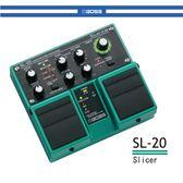 【非凡樂器】BOSS SL-20 樂句循環工作站/贈導線/公司貨保固