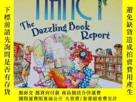 二手書博民逛書店Fancy罕見Nancy: The Dazzling Book Report (I Can Read Book,