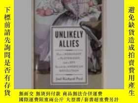 二手書博民逛書店英文原版罕見Unlikely Allies by Joel Ri