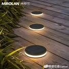 米羅蘭太陽能地埋燈戶外防水花園庭院燈樓梯...