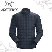 【ARC TERYX 始祖鳥 RICO JACKET 男 羽絨外套《夜鷹藍》】16116/保暖外套/防寒外套/防風夾克