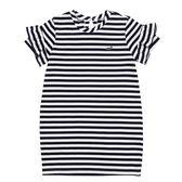 『小鱷魚童裝』荷葉袖洋裝(02號~06號)531305