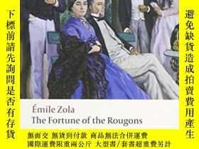 二手書博民逛書店The罕見Fortune Of The Rougons (oxf